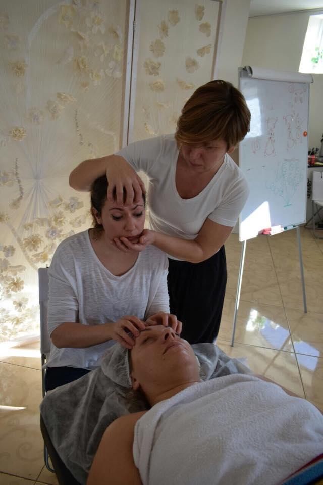 Онлайн-семинар. Реафирмирующий массаж лица (моделирующий массаж)