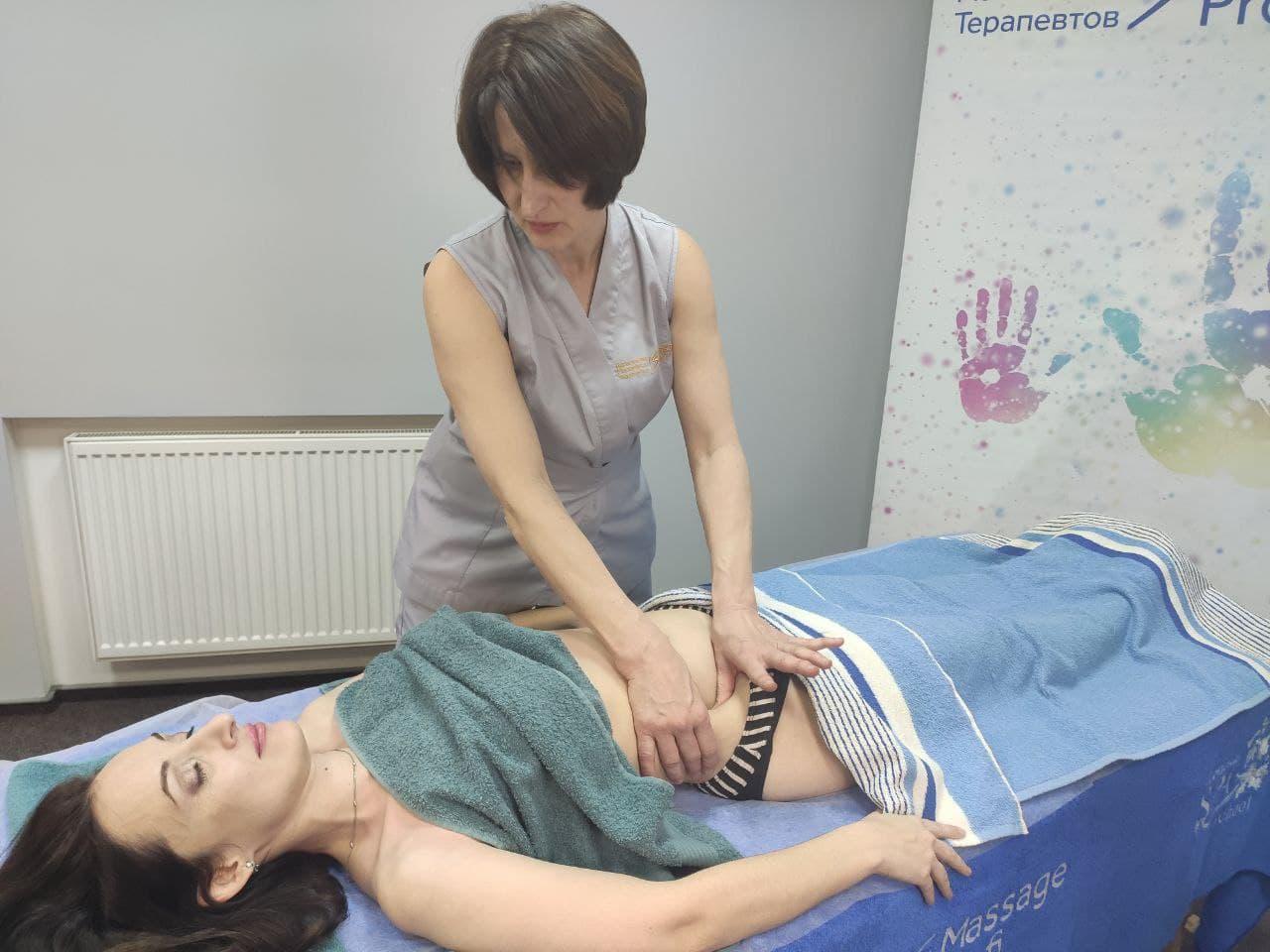 Глубокотканный массаж, моделирование тела - «Vereteno»