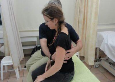 Физиотерапевтический подход к лечению спины и таза. Израильская технология.